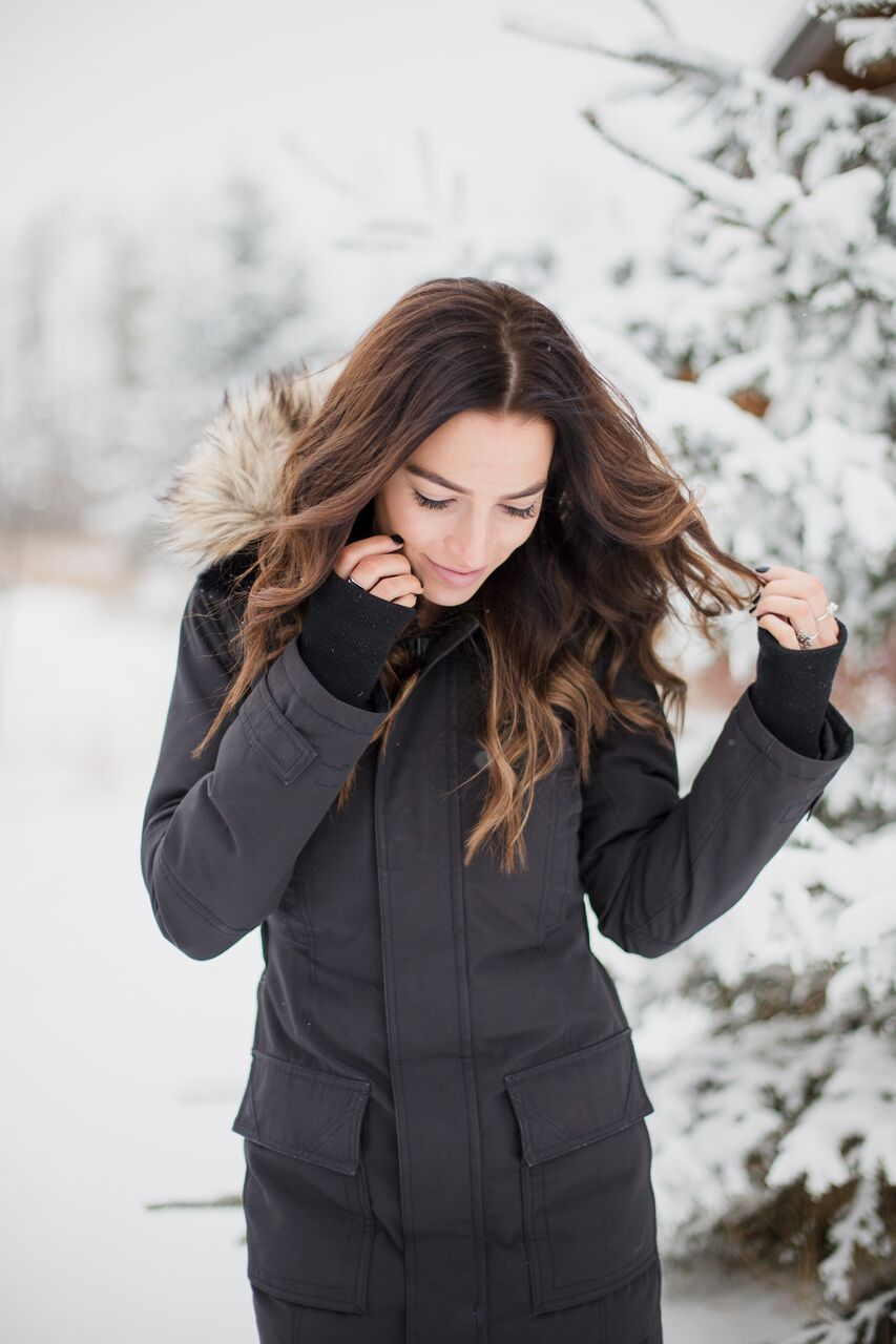 Finding The Perfect Coat: The Bancroft Parka