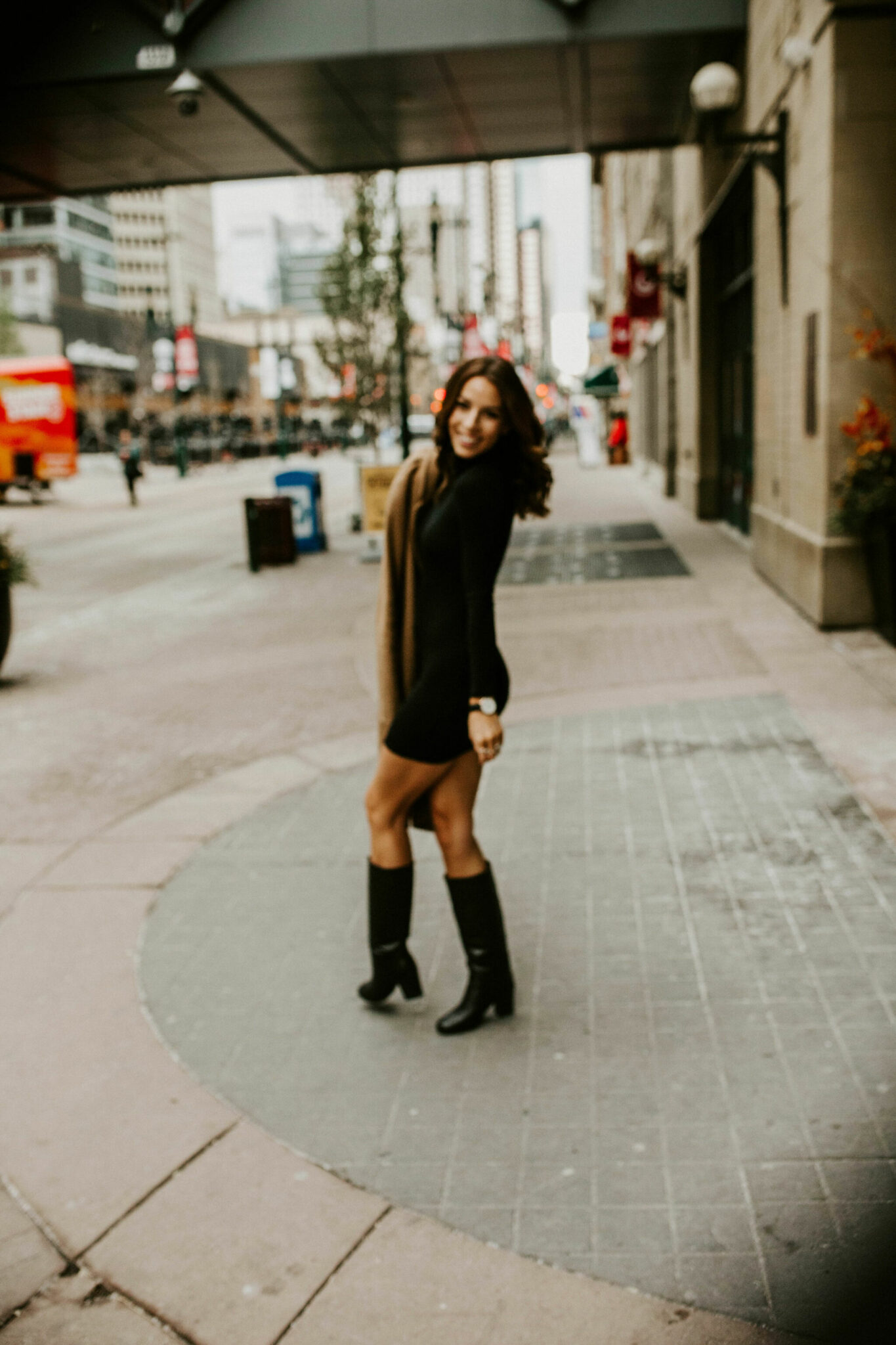 Simply Tira Knee-High Boot