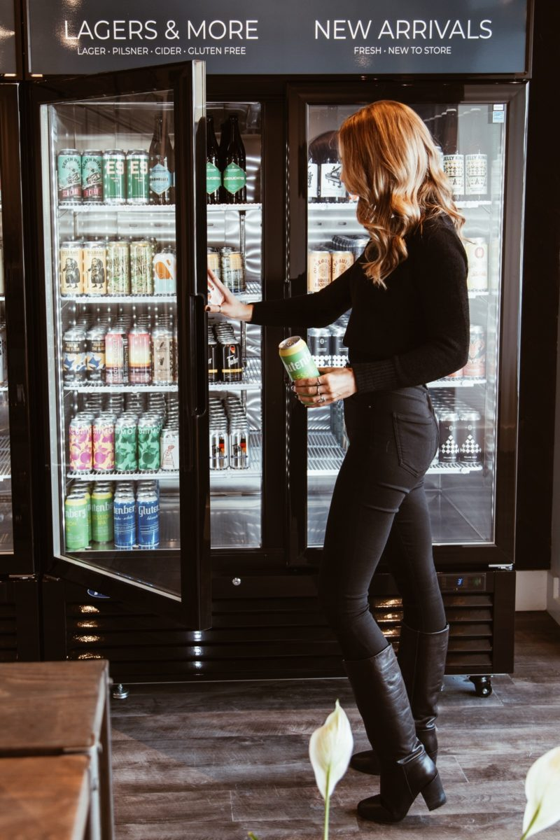 Canmore Welcomes A New Craft Beer Shop - Simply Tira